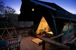 Tlopi Tented Camp - Marakele National Park