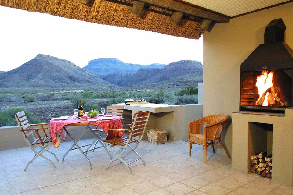 Karoo family cottages ezi bookings for Family cottages
